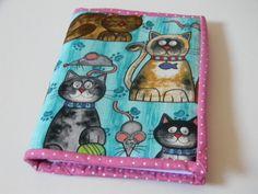 Capa para caderno R$28,00
