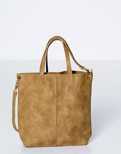 PLAIN TOTE - BAGS & WALLETS - WOMAN - PULL&BEAR Israel