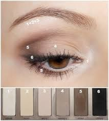 Image result for natural prom makeup for brown eyes