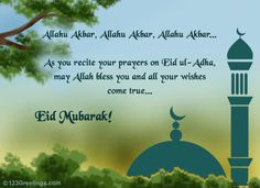 Happy Bakrid Mubarak Wallpapers We wish you are all doing well by the grace of almighty Allah. Obviously, you all know that Eid Al Adha or Eid Ul Adha Eid Mubarak 2016, Eid Ul Adha 2018, Eid Mubarak Images, Adha Mubarak, Eid Images, Ied Mubarak, Eid Al Adha Wishes, Happy Eid Mubarak Wishes, Learn Quran
