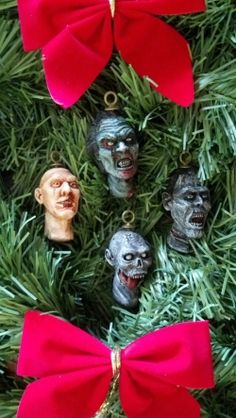 If you love zombies, chances are that you wouldn't hesitate to decorate your Christmas tree with zombie Christmas ornaments. As owner of Niagara...