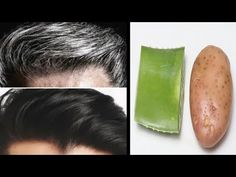 Apply it 1 Night White Hair To Black Hair Naturally in Just 6 Minutes Permanently ! Works White Hair To Black Hair Naturally in Just 6 Minutes Permanen. White Hair Treatment, Grow Hair Overnight, Homemade Hair Conditioner, Grey Hair Remedies, Beauty Skin, Hair Beauty, Hair Pack, Health And Beauty Tips, Hair Oil