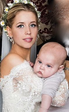 Peaches Geldof getting married carrying her baby
