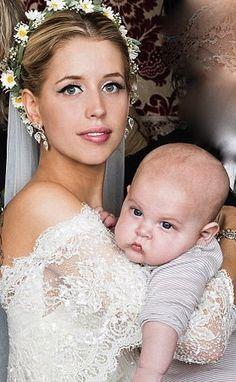 Peaches Geldof (daughter of Bob Geldof) to Tom Cohen: September 08, 2012 (married until her death in 2014). Children: 2