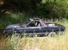 Somebody lose their Subaru Brat? | by Slonie