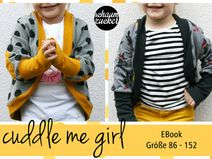 Cardigan EBook * cuddle me girl * 86 - 152