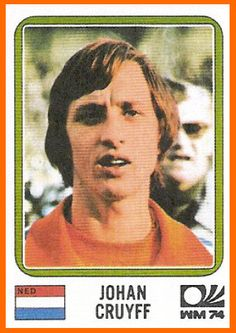 Niederlaendische Fussball-Ikone Johan #Cruyff im Alter von 68 an Krebs gestorben | R.I.P. @JohanCruyff ! #Fussball