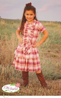 Texas Rose Shirtdress by Ellie Inspired | Top 10 Summer Dress Patterns