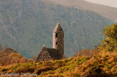 Glendalough, Ireland - Beautiful countryside! Two Rivers, Priest, Beautiful Landscapes, Countryside, Monument Valley, The Neighbourhood, Medieval, Places, Beauty