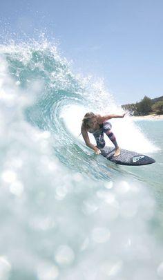 steph gilmore. surf, surfing, surfer, surfers, wave, waves, big wave, big waves, barrel, barrels, barreled, covered up, ocean, oceans, sea, seas, water, swell, swells, surf culture, island, islands, beach, beaches, ocean water, surfboard, surfboards, salt life, salty sea #surfing #surferchicks