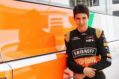 フォース・インディア、エステバン・オコンとの契約を正式発表  [F1 / Formula 1]