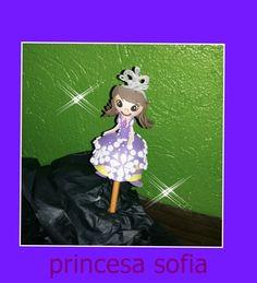 DIY Como Hacer Fofulapiz Princesa Sofia