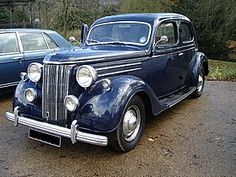 The Ford Pilot - Ford's 10 Best Cars of All Time - Jennings Ford Direct Retro Cars, Vintage Cars, Antique Cars, Ford Motor Company, Car Guide, Ford V8, Used Ford, Old Fords, Best Luxury Cars