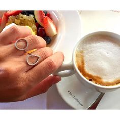 New Silver Rings and coffee on this sunday morning ✨ have a relaxed one guys ✨  #pourtoijewelry#finejewelry#rings#silver#ringparty#coffee#coffeeaddict#ilovejewelry#rosegold#vienna#igersvienna#fashion#fashionista#dawanda
