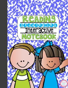 This is a fiction and non-fiction reading strategies interactive notebook which is a great way to keep students engaged and excited!! These activities can be used in whole group lessons, for small groups or guided reading lessons, and book clubs! This includes 63 pages in black and white pages but l...