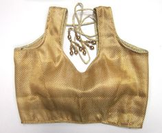 Readymade Saree Blouse in dupin with golden pipin, embellished Sari blouse, All Sizes, Sari Blouse, Saree Top for women by JahanviFashionShop on Etsy