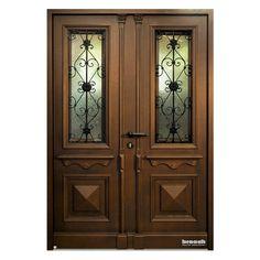 historische Haustüren aus Holz, Paris 26 Main Door, Tall Cabinet Storage, Doors, Windows, Diy, Home Decor, Houses, Front Door Entry, Build House