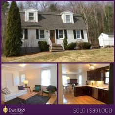 Edward Johnston and John Lynch found their clients this single family home located at the end of a cul de sac in Tewksbury, Massachusetts. This colonial had an open floor plan with updated kitchen and bathroom. Other notable features included a fireplace in the dining room, and private deck and patio. We wish the new owners all the best in their home and many years of happiness!