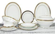 Serwis obiadowy na 12 osób - Villa Italia - Renesans - serwisy obiadowe - porcelana24.pl
