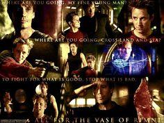 Movies Wallpaper: Andromeda - vase of rimni