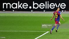 Barcelona's Spanish forward Pedro Rodriguez celebrates after scoring a goal during the UEFA Champions League final football match FC Barcelona vs. Manchester United, on May 28, 2011 at Wembley stadium in London. AFP PHOTO / GLYN KIRK