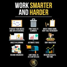 You needed this in your life. Repost Do you work Smart or Hard? Self Development, Personal Development, Marketing Digital, Online Marketing, Mental Training, Business Money, Web Business, Business Entrepreneur, Business Tips
