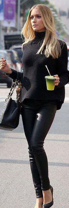 Kristin Cavallari's street style