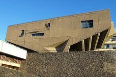 Begrisch Hall, Bronx Community College, New York City - Marcel Breuer