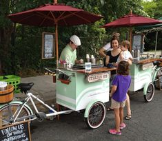 street food trike - Google Search