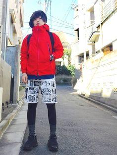 やっぱりマンパとショーツの組み合わせが どう考えても好きです 着て外を歩いたことないBohemian