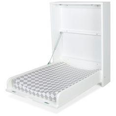 JLY Väggskötbord Dream Vit är ett snyggt och praktiskt skötbord. Skötbordet är lätt att fälla upp och ned, perfekt när man vill spara på utrymme! Lätt att montera på väggen och du kan dessutom ställa in den på den höjd som passar dig. På sidan av väggskötbordet finns en praktisk krok där du kan hänga upp kläder. <br><br>Mått: B58 x D15 x H75 cm.<br><br>Mått utfälld sköttbädd: ca 77 cm<br><br>Max storlek på skötbädd: L67 x B50 cm.<br>Max höjd på sköttb...