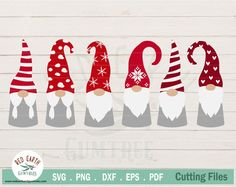 Christmas Wall Art, Nordic Christmas, Christmas Gnome, Christmas Items, Christmas Crafts, Clipart, Gnome Hat, Scan And Cut, Stencil Templates