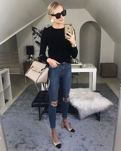 Posts from fashion_jackson Classy Outfits, Chic Outfits, Fall Outfits, Fashion Outfits, Womens Fashion, Trendy Outfits, Fall Fashion, Amy Jackson, Fashion Jackson
