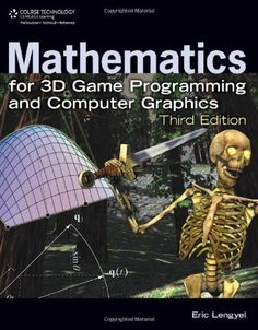 Mathematics for 3D Game Programming and Computer Graphics, Third Edition by Eric Lengyel http://www.amazon.com/dp/1435458869/ref=cm_sw_r_pi_dp_wJ33ub0YT14HA