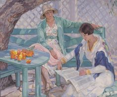 pintura de Grace Cossington Smith