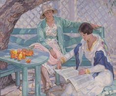 pintura de Grace Cossington Smith