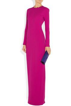 Chalayan|Crepe maxi dress|NET-A-PORTER.COM