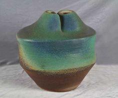 Canton Museum of Art - Karen Karnes - Vessel - 2000 - 9
