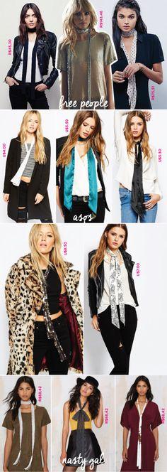 skinny-scarf-lenco-fino-tendencia-blog-moda-estilo-trend-2015-como-usar-looks-streets-tyle-alexa-chung-onde-comprar-desfile
