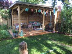 Tuinoverkapping, veranda, tuin, outdoor living
