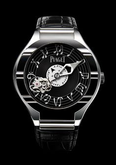 Polo Tourbillon - White Gold - Grand feu Enamel - Piaget