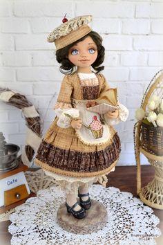 Коллекция кукольных фантазий: Капочка - кулинарная феечка