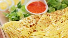 Malaysia's version of a crepe and trust us, you are going to want to try this!