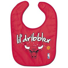 NBA Chicago Bulls WCRA2002014 All Pro Baby Bib  https://allstarsportsfan.com/product/nba-chicago-bulls-wcra2002014-all-pro-baby-bib/  Officially Licensed Product Quality materials used for all Wincraft products Cheer on your team with products from Wincraft and express your pride!