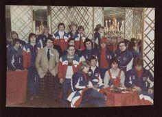 1980 US Olympic Hockey Team