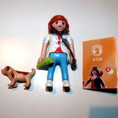 Serie 2: Veterinaria - Playmoclicks. Precio: 3,95 € Consíguelo en: http://www.playmoclicks.com/es/figuras-sueltas/1446-serie-2-veterinaria.html