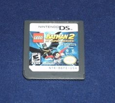 LEGO Batman 2 Nintendo DS Game #undefined