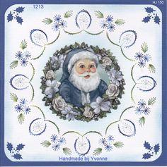 YBB 1213 kerstman