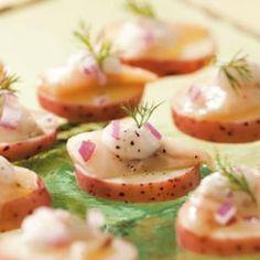 Thanksgiving 2012 - Scandinavian Pickled Herring Bites Recipe