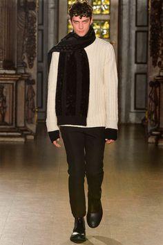 #Menswear #Trends Pringle of Scotland Fall Winter 2015 Otoño Invierno #Tendencias #Moda Hombre   F.Y.